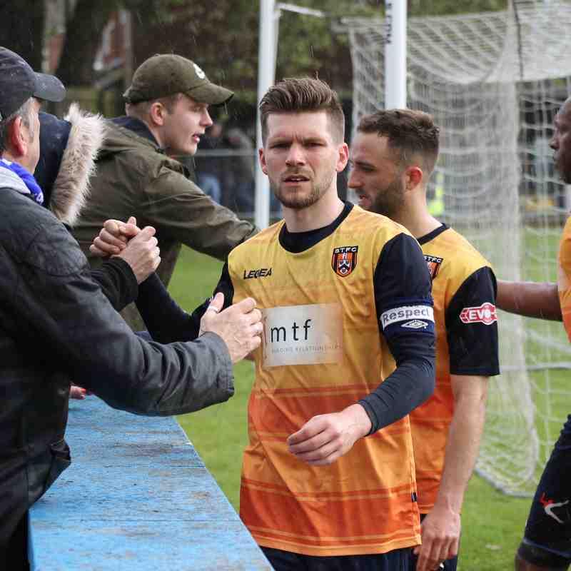 Kings Lynn v Stratford Town Play Off pics by Granty