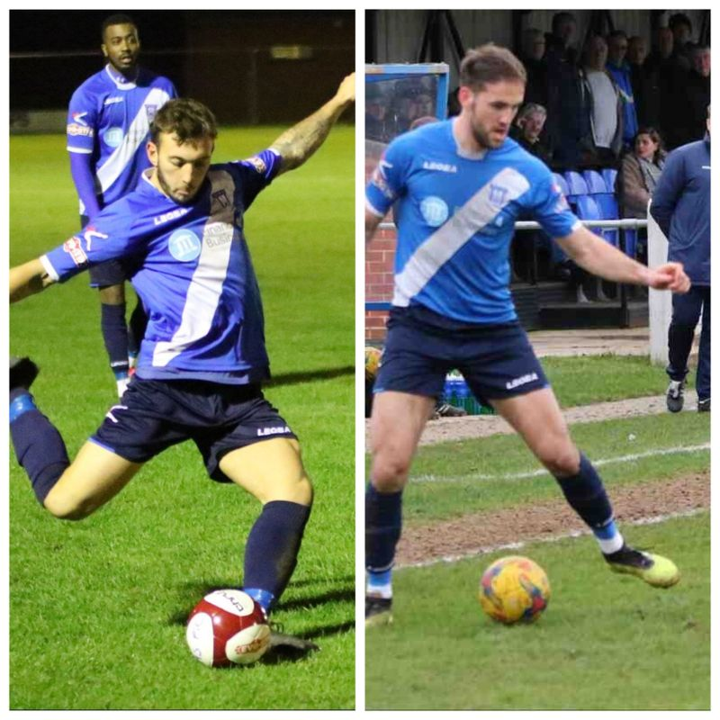 Chris Cox & Albi Skendi invited for trials at League Two club