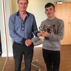 Roman Faulkner, Managers Player of the Year