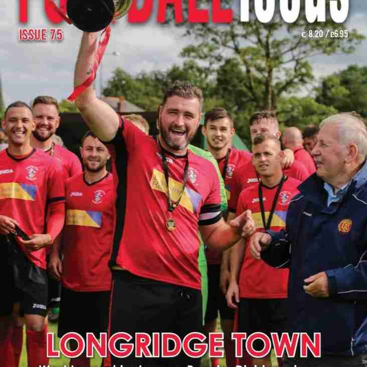 Fleet Town in the Football Focus Magazine