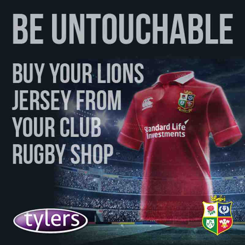 British and Irish Lions shirt (Kids) SALE!