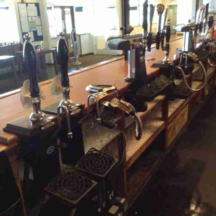 Assistant Manager Required for the Club Bar