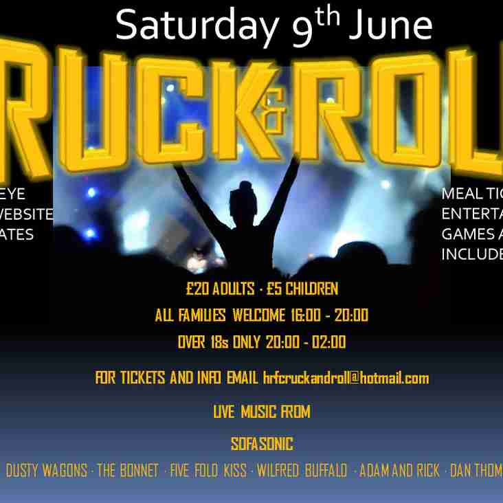 Ruck & Roll at Hertford