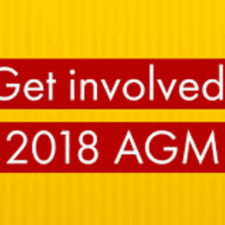 Club AGM 2018 - Calling Notice