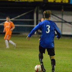 Holland FC Vs Little Oakley