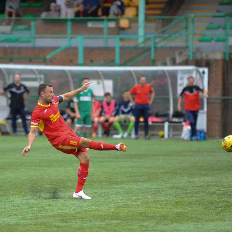 Bedworth United Vs Needham