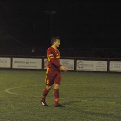 Needham Vs Royston Town (Cup)