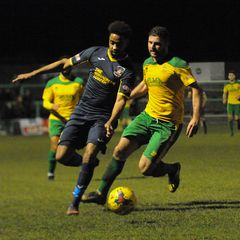 Hitchin Town Vs Needham