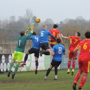 The Marketmen suffer loss against play-off place rivals!!