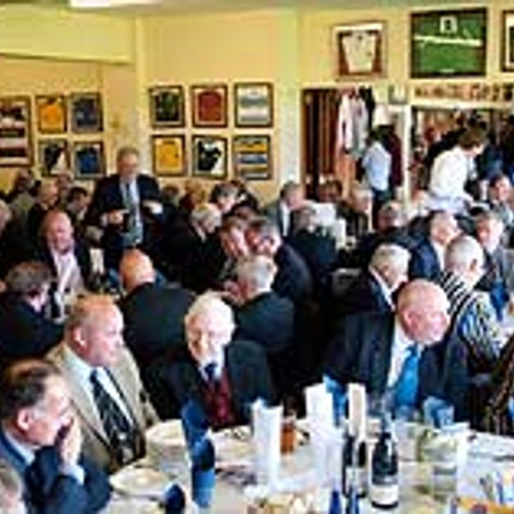 Annual Vice Presidents Lunch – Saturday, 4th November 2017<