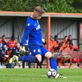 TOWN SIGN HUNGARIAN U17 INTERNATIONAL GK ON LOAN FROM STOKE U18s