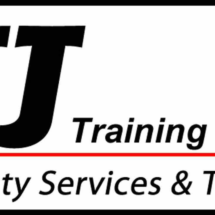 KJ TRAINING SOLUTIONS SUPPLY CLUB WITH PHYSIO EQUIPMENT FOR 18/19