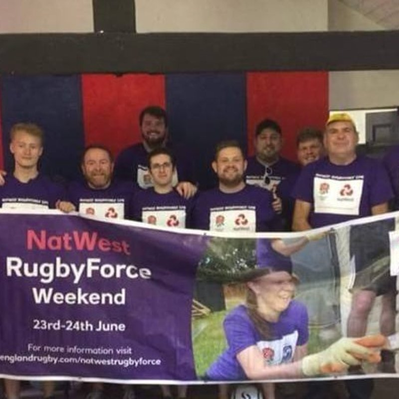 Natwest Rugby Force Club Improvement