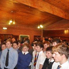 South Warwickshire U17 Presentations