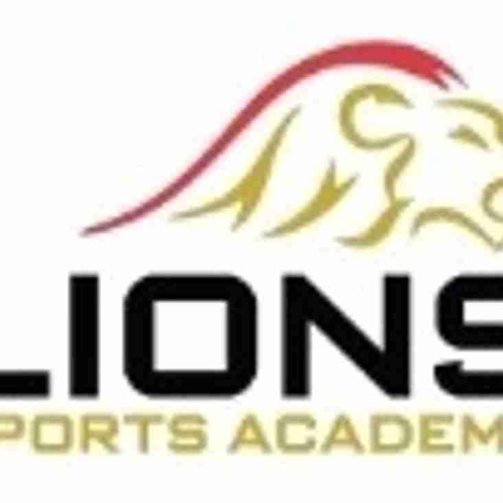 Lions Sports Academy becomes title sponsor of the Alton RFC Junior Festival