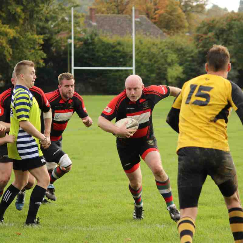 1st & 2nd XV Teams on Saturday 30th September 2017
