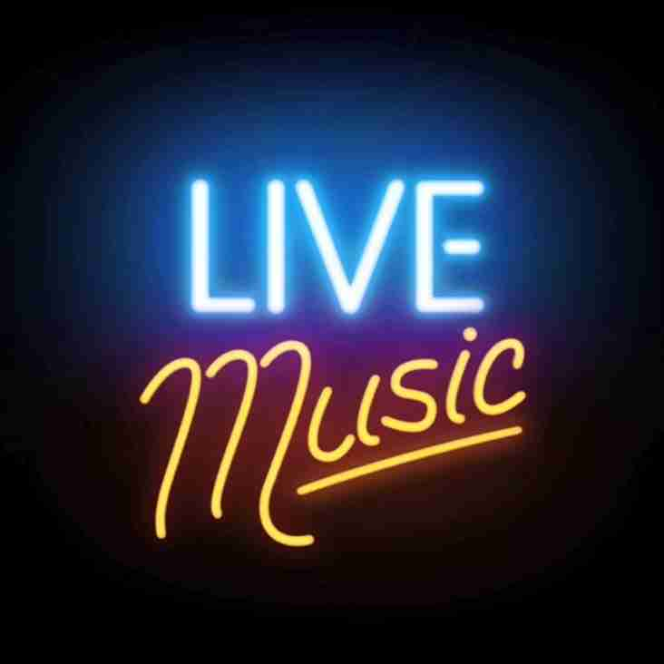 Live Music at the Clubhouse on 21 February