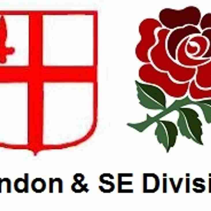 RFU National Junior Vase – Alton RFC 1st XV Away to Seaford RFC