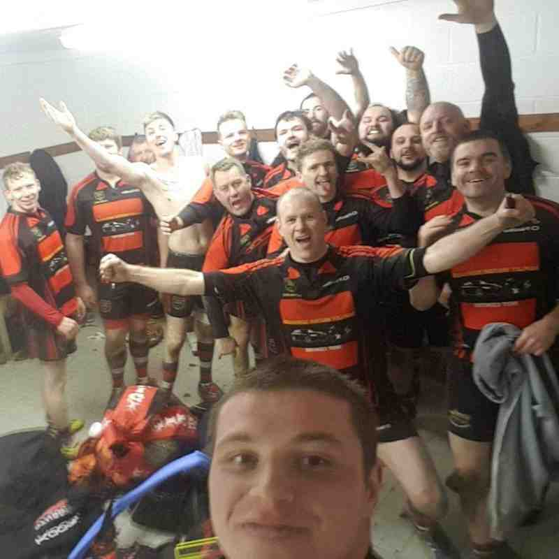 2nd XV at Petersfield - Jan 13 2018