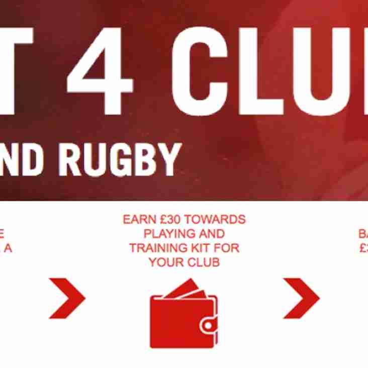 Kit 4 Clubs Mitsubishi Promotion