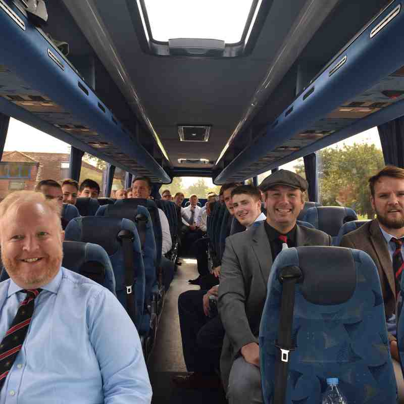 Senior Coach Trip to Isle of Wight