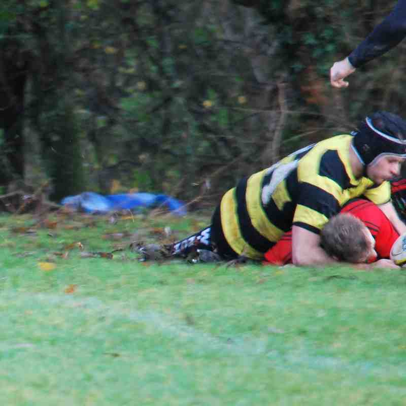Winchester 2nd XV v Alton 1st XV - 1 December 2018
