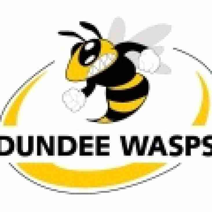 Waid Pirates @ Dundee Wasps