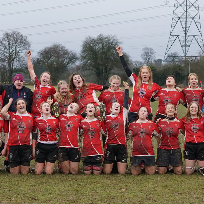 Ladies XV lose to Southwold Swallows Ladies 25 - 0