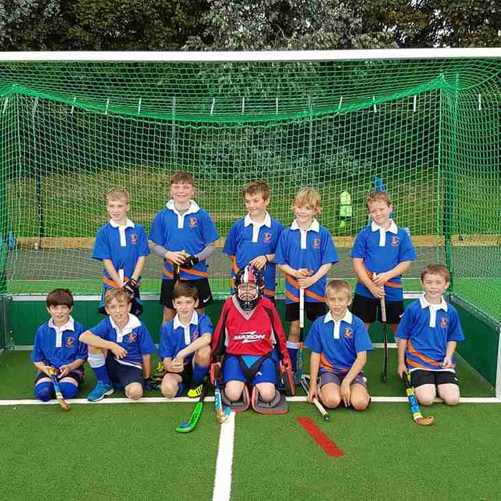 Well Done to our U10 & U 12 boys