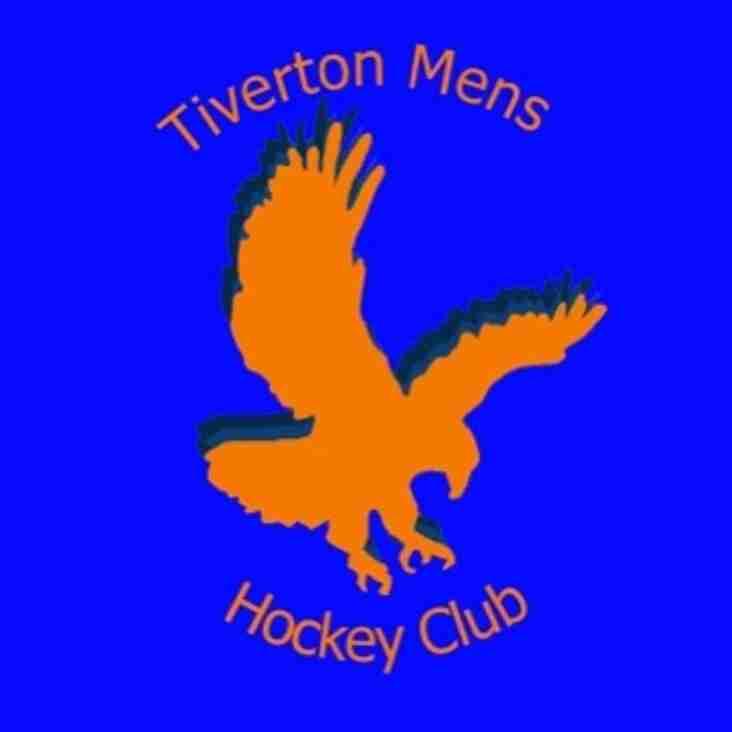 Tiverton 2 - 2 ECV Hornets