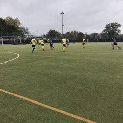 Tiverton V East Devon B 21/10/2017