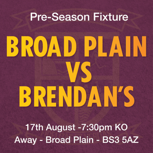 Brendan's Win In Opening Pre-Season Bout