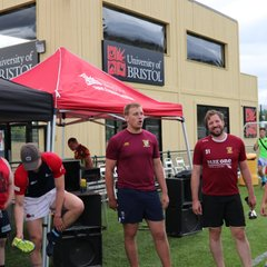 Gordon Johnson Touch tournament July '18