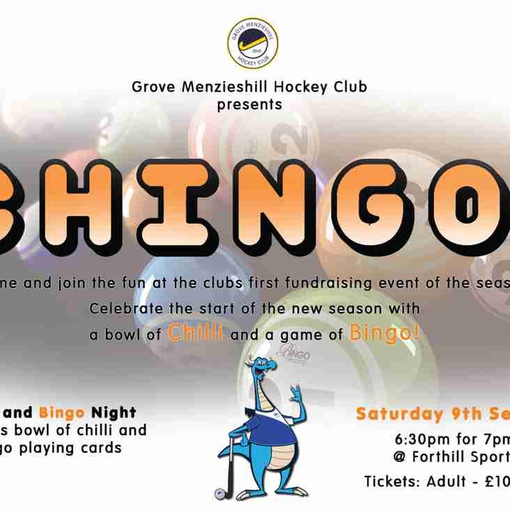CHINGO NIGHT!