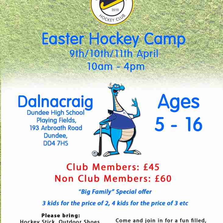 Easter Youth Camp