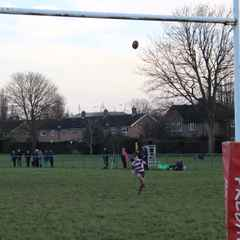 Welwyn score eight tries in another convincing win that moves them to joint third place in the table.