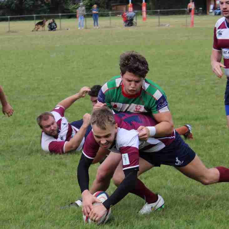 Rugby Report – Saturday 17th September 2016