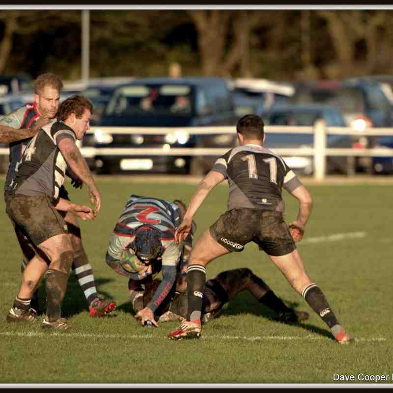 DKRFC v Bridgnorth RFC