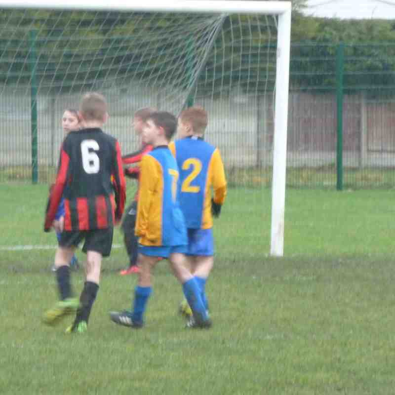 Under 11's v Manor Blue A(03-01-15)