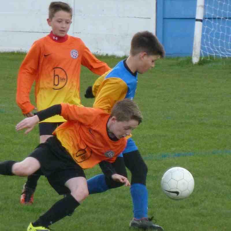 Under 11's v Mansfield Boys H(05-05-15)