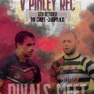 Stoke Old Boys vs Pinley 6-25 (L) (Away)