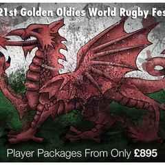 Golden Oldies World Rugby Festival
