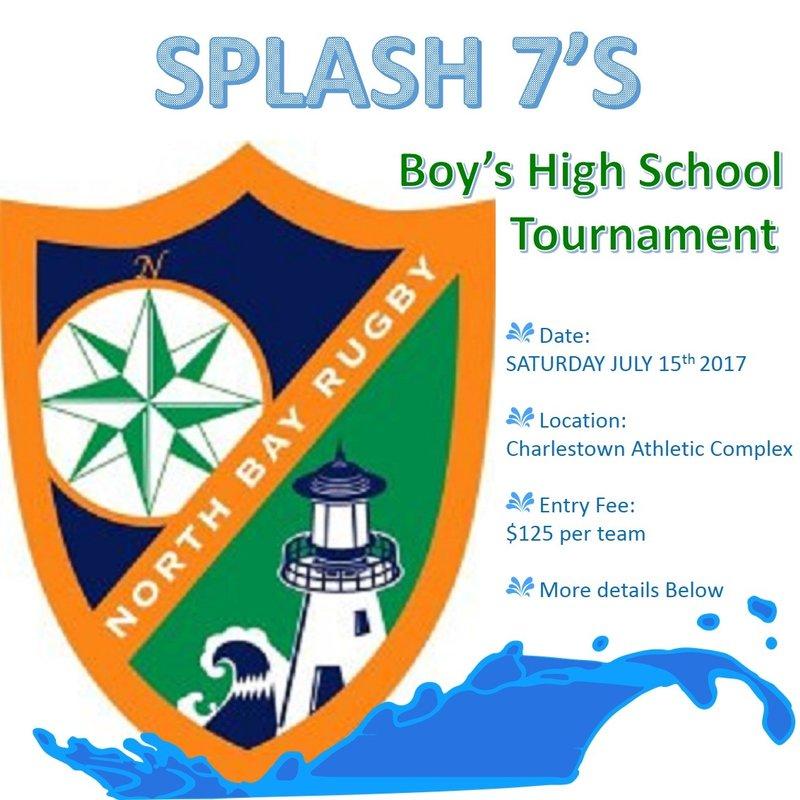 North Bay Hosts Splash 7's