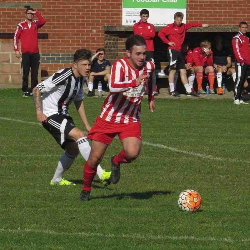 Ibstock Utd v Coalville Town 26/09/15