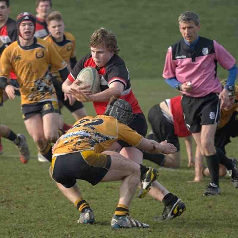 Colts v Currie 29 March 2014
