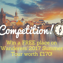 Win a FREE place on Wanderers' 2017 Summer Tour worth £170!