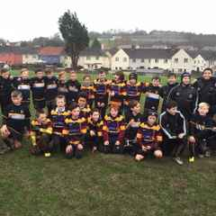 Broad Plain U11s v Nailsea & Backwell U11s 31/1/16