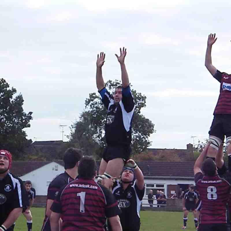 1st XV v Wootton Bassett 24th Sept 2011