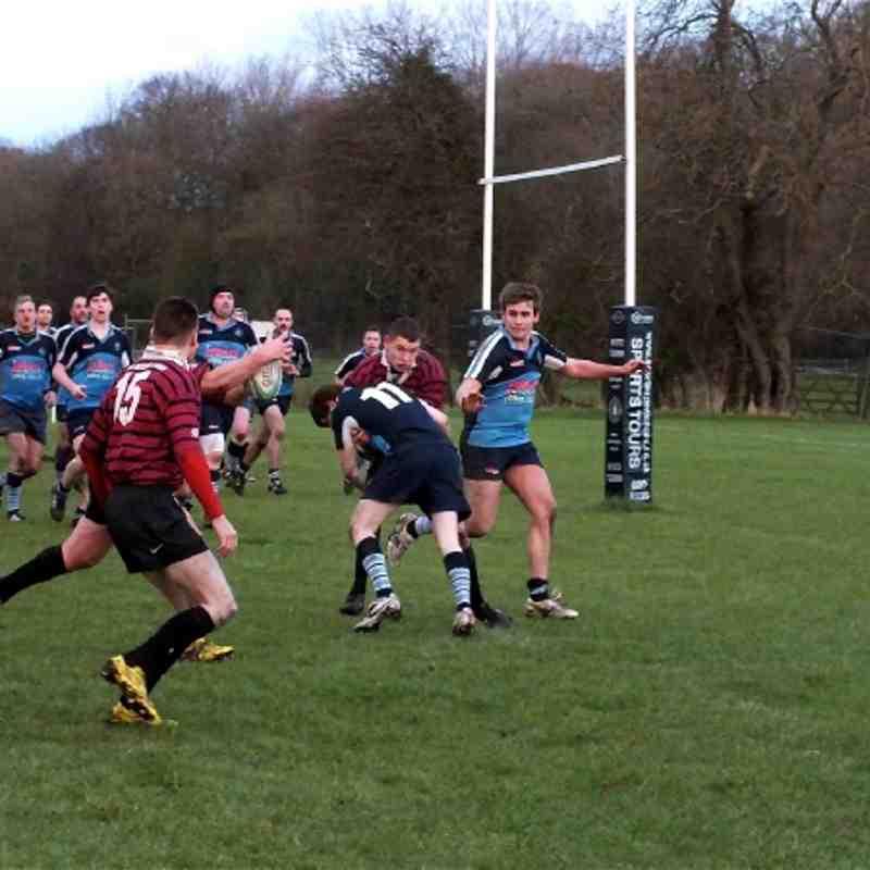 3rd XV vs Newbury III