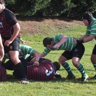 Injury hit Aylesbury lose despite a battling performance
